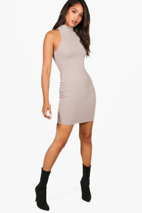 Joanna One Shoulder Bodycon Dress