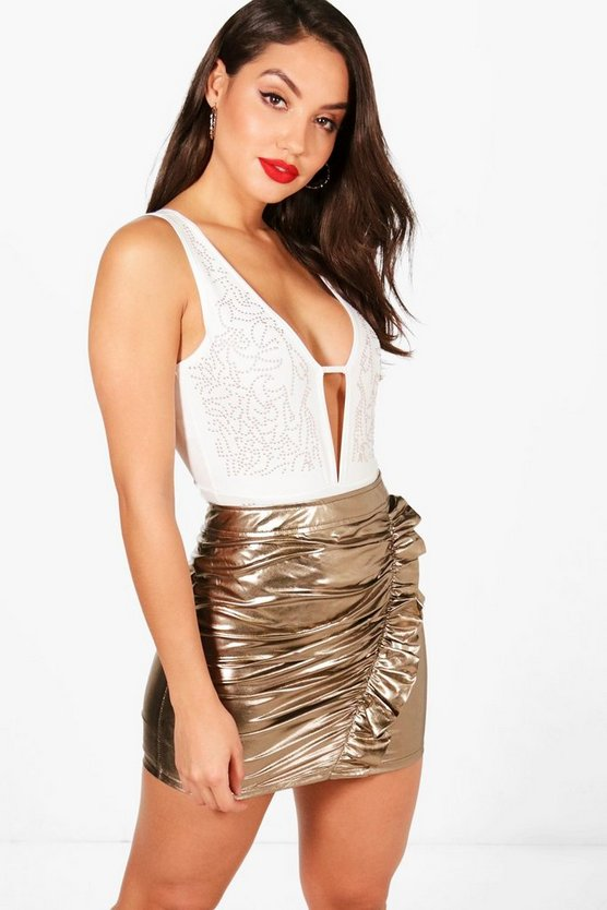 Isobel Studded Embellished Body
