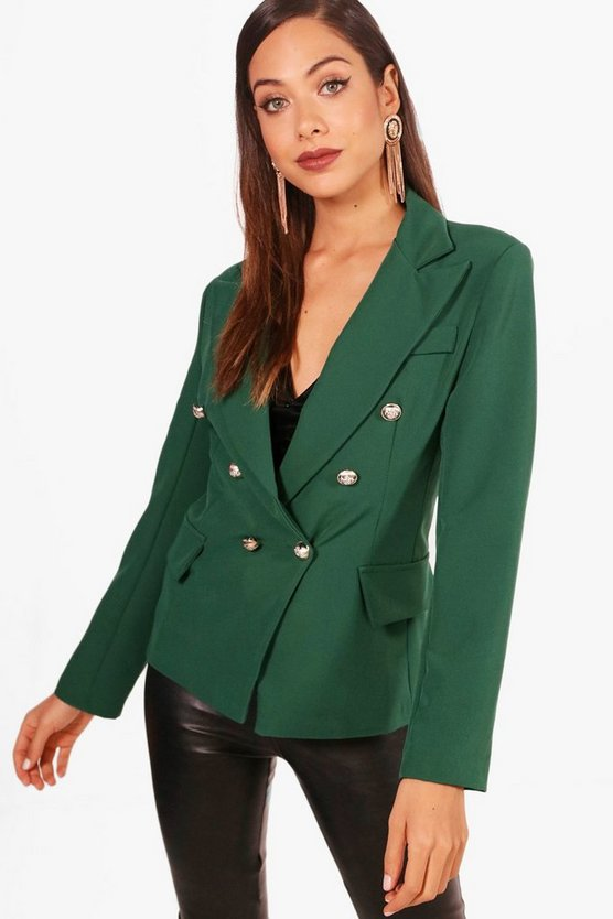 Emmy Double Breasted Blazer