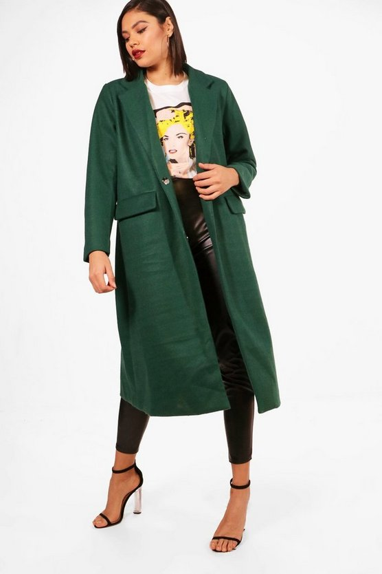 Emily Wool Look Coat