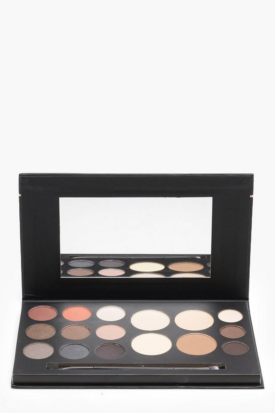 Boohoo Face - The Flawless Palette