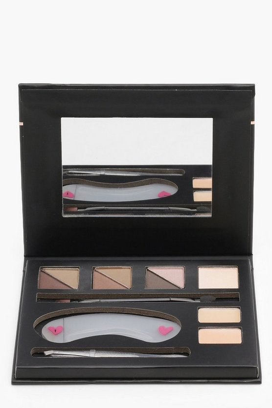 Boohoo Brow Kit Shape And Shade