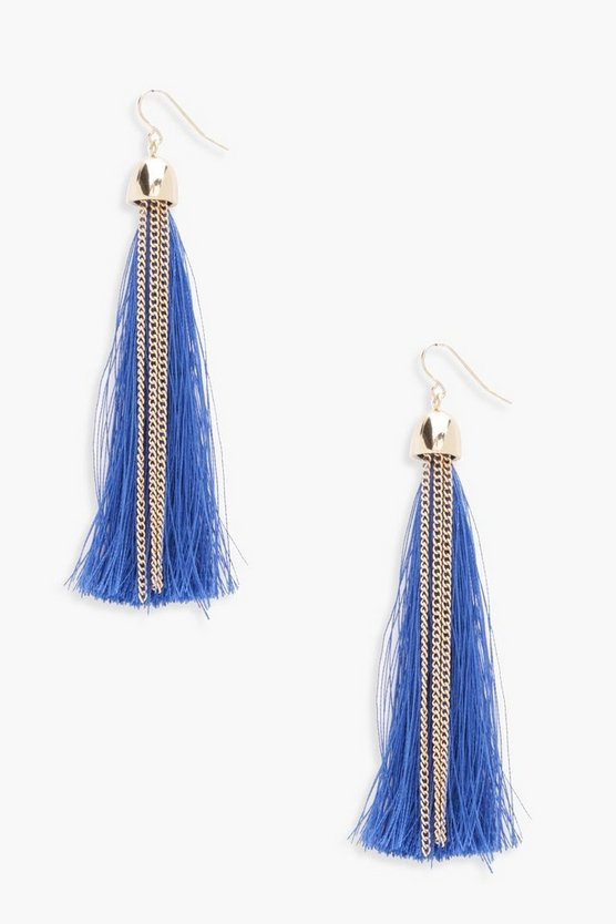 Sophie Tassel Earrings