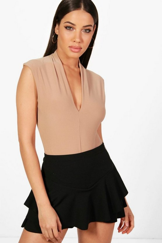 Grace Sleeveless Bodysuit