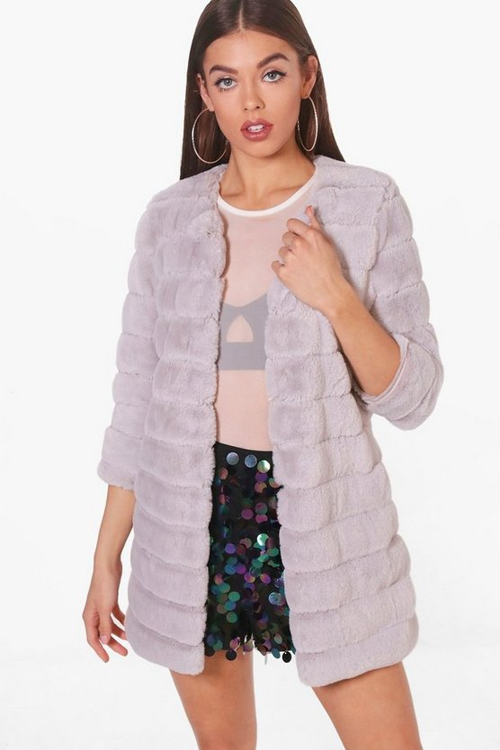 Layla Faux Fur Coat