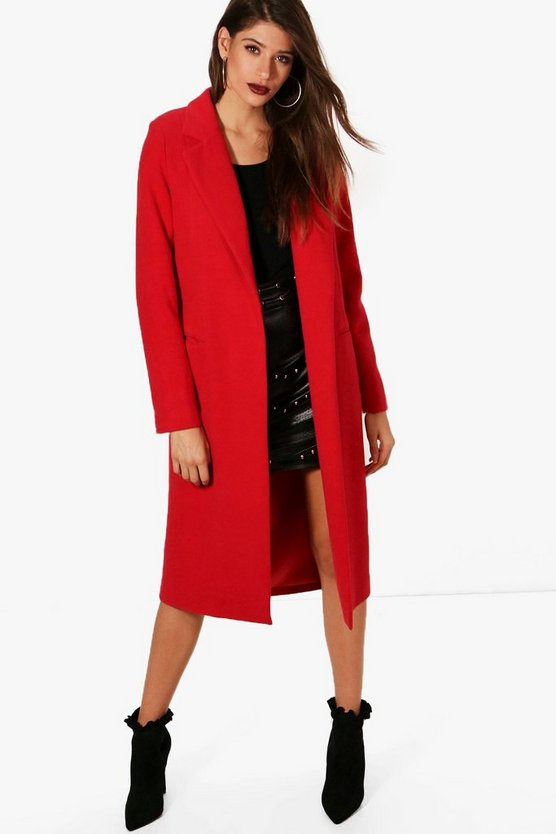 Beatrice Tailored Coat
