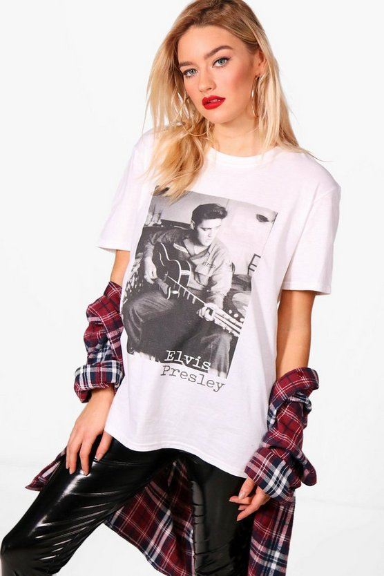 Elvis Licensed T-Shirt