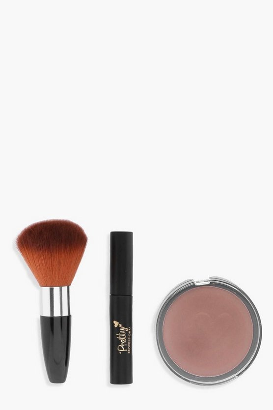 Pretty Professional Bronzed Gift Set