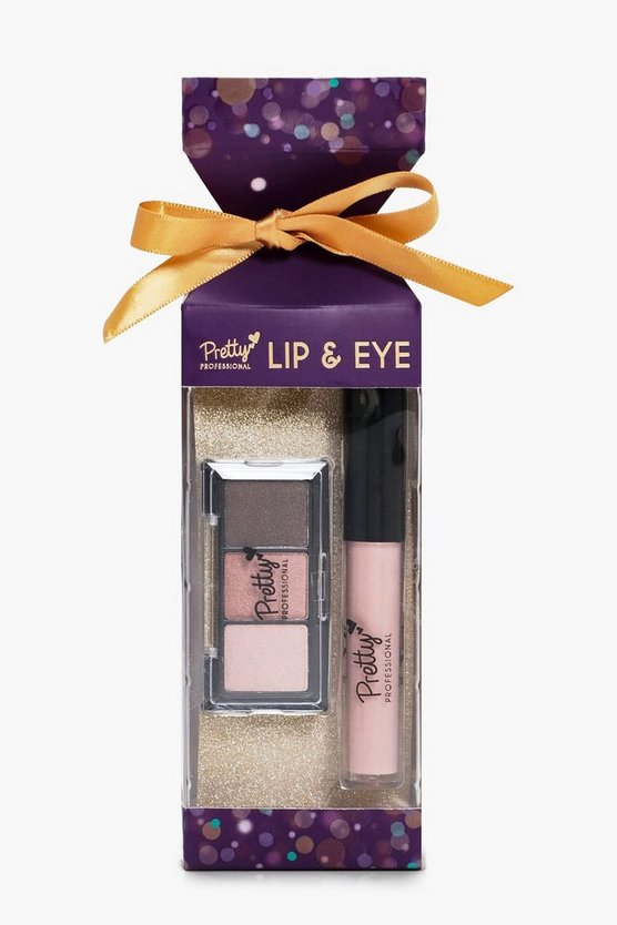 Pretty Professional Lip & Eye Gift Set