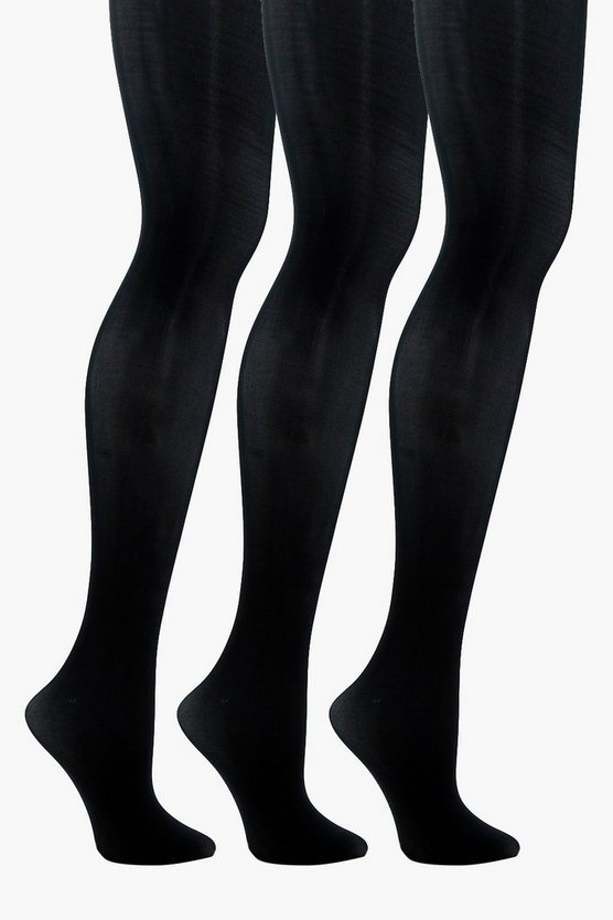 Nicole 40 Denier 3 pack Tights