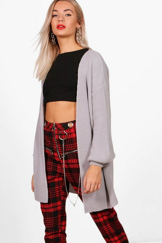 Alice Balloon Sleeve Cardigan