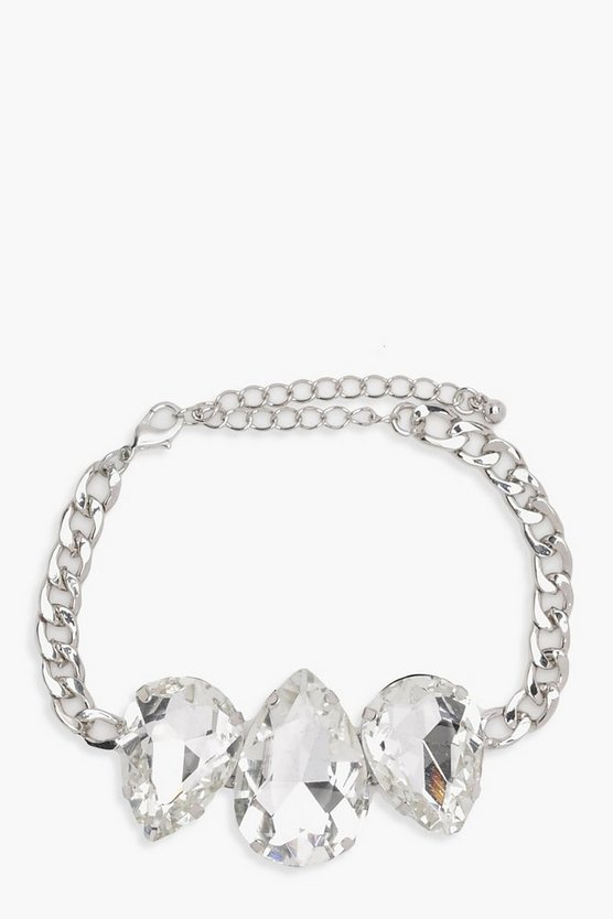Evie Diamante Gem Bracelet