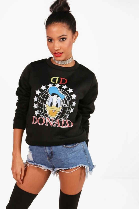 Disney Donald Duck Sweatshirt