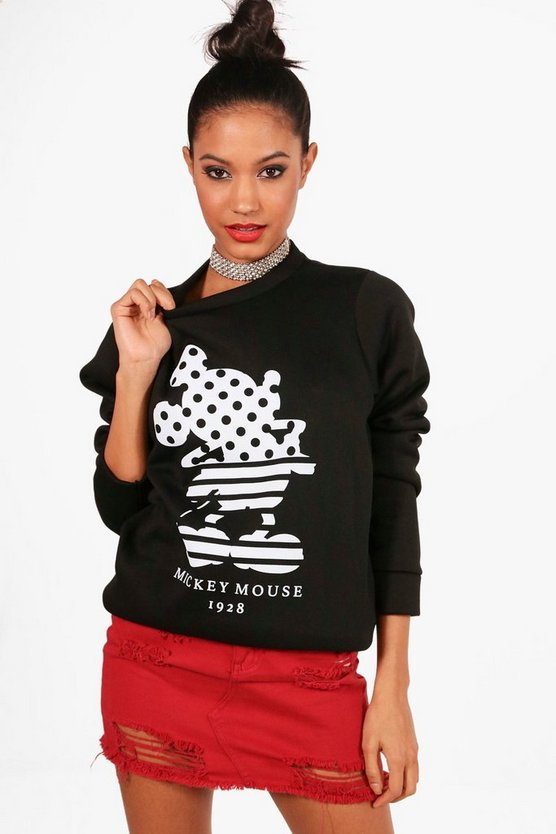 Disney Mickey Mouse 1928 Sweat