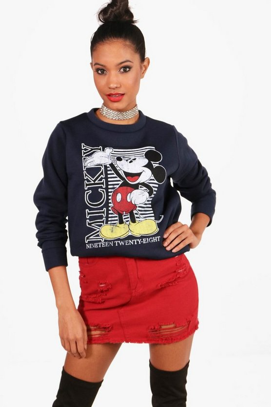 Disney Mickey 1928 Sweatshirt
