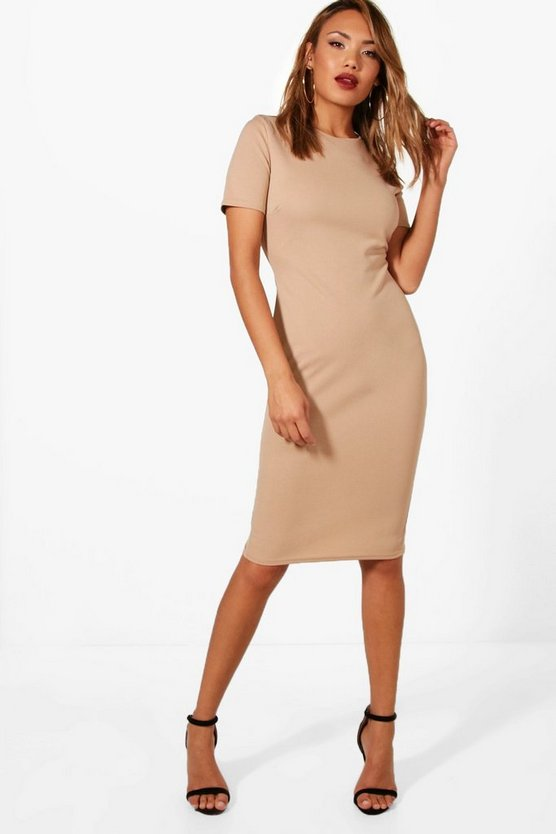Maddison Tailored Midi Dress