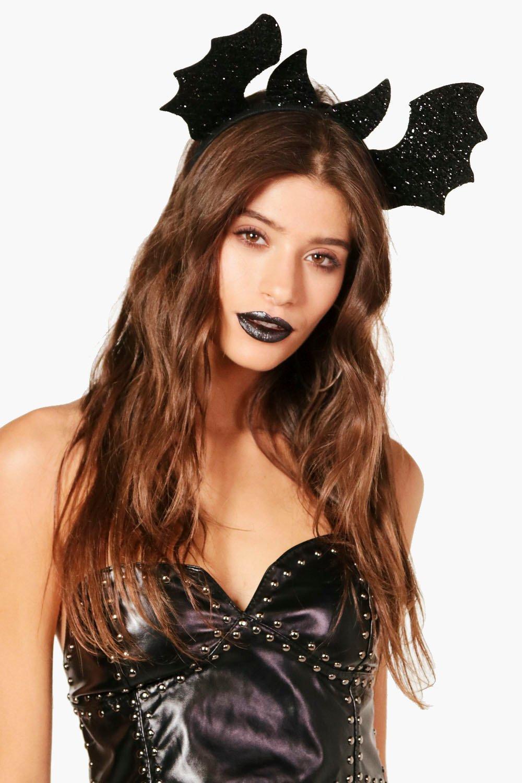 Bat Headband - black - Ivy Bat Headband - black