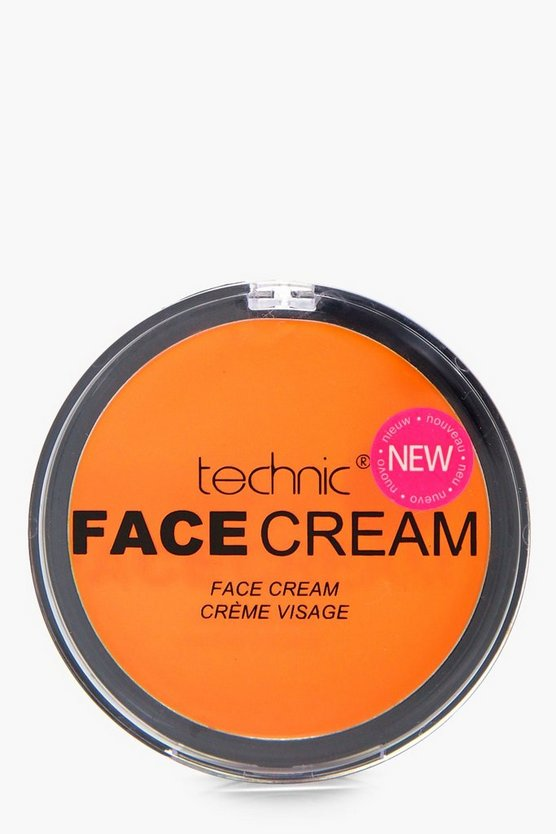Technic Halloween Face Paint Orange