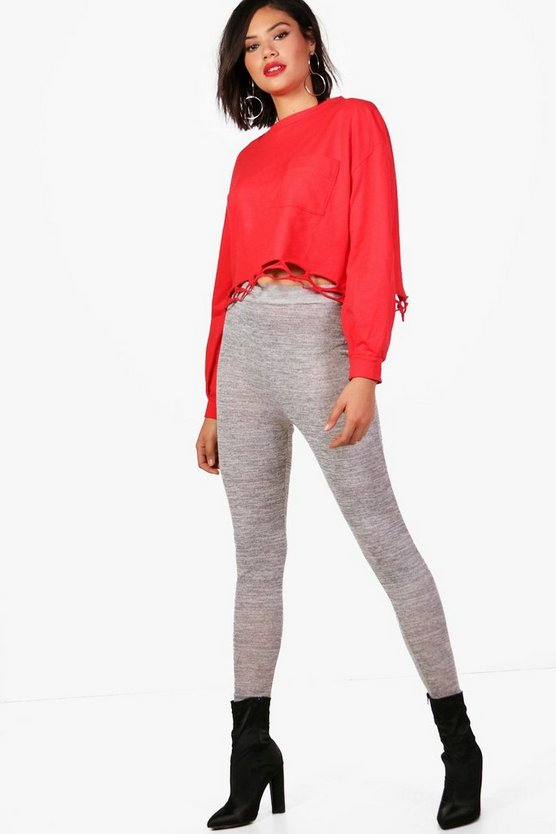 Camille Skinny Knitted Jogger