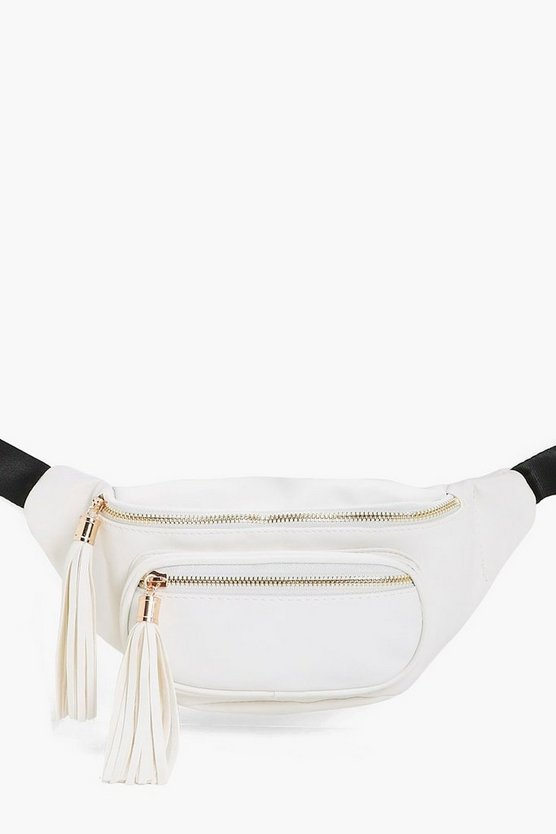Lily Pocket And Tassel Bumbag