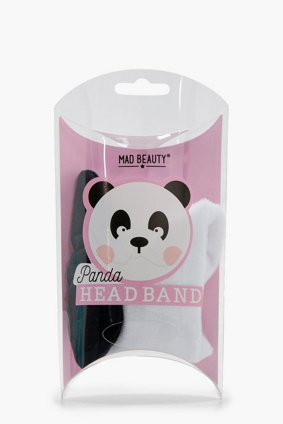 Panda Make Up Headband