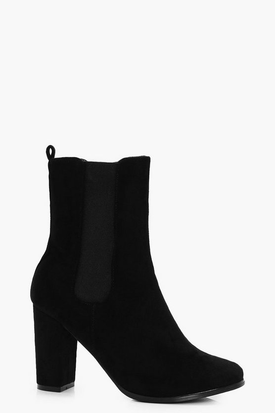 Tegan Chelsea Sock Boot