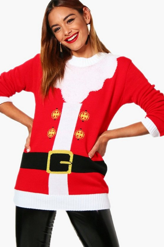 Joanna Mrs Claus Christmas Jumper