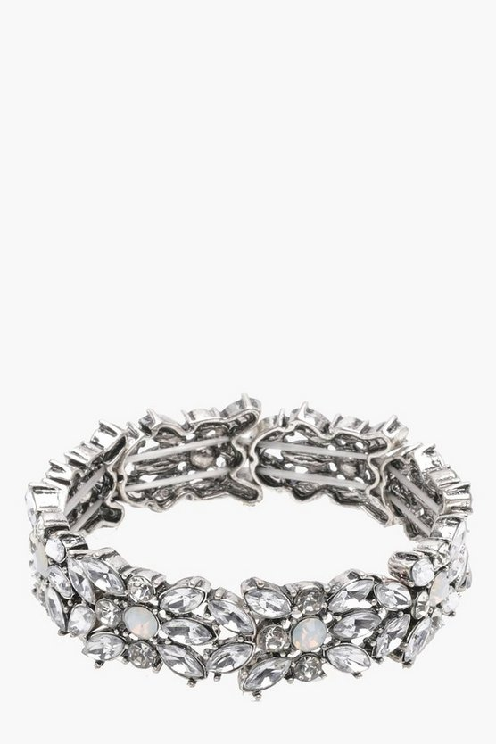 Rosie Diamante Statement Bracelet