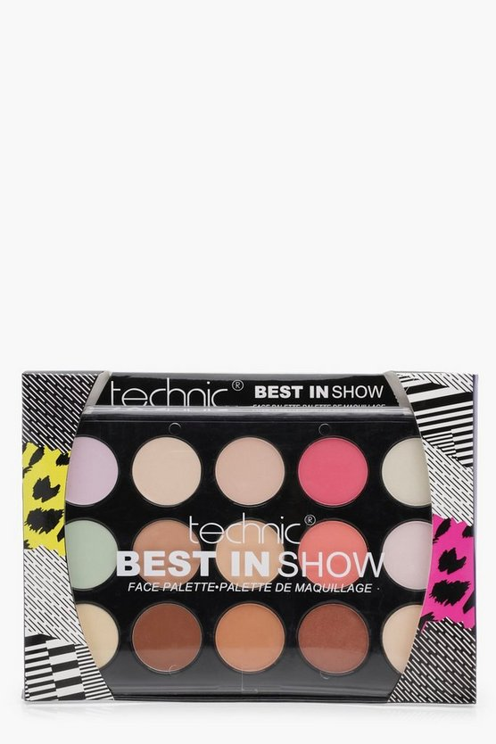 Technic Best In Show Face Palette