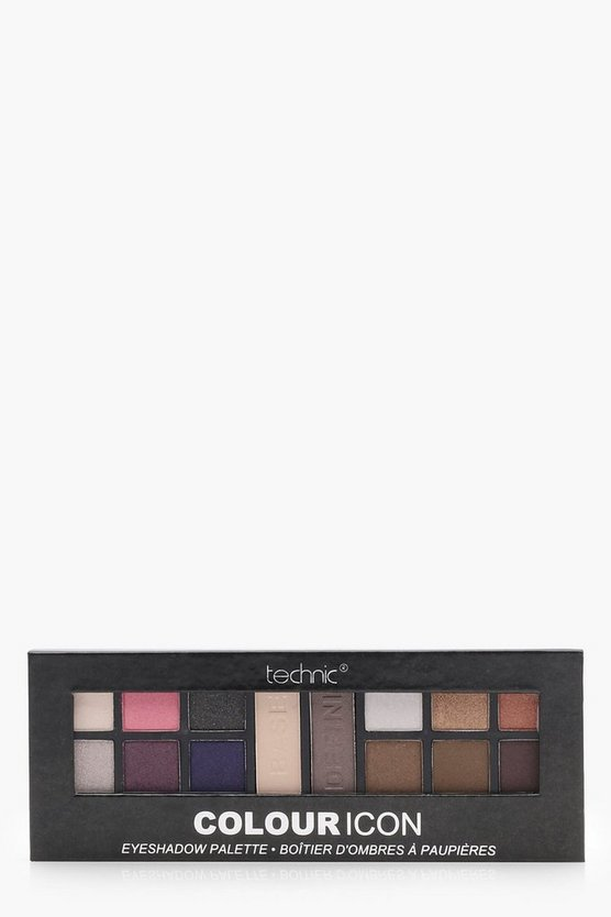 Technic Colour Icon Eyeshadow Palette