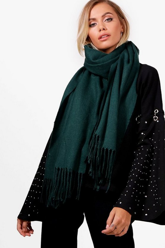 Eve Textured Woven Scarf