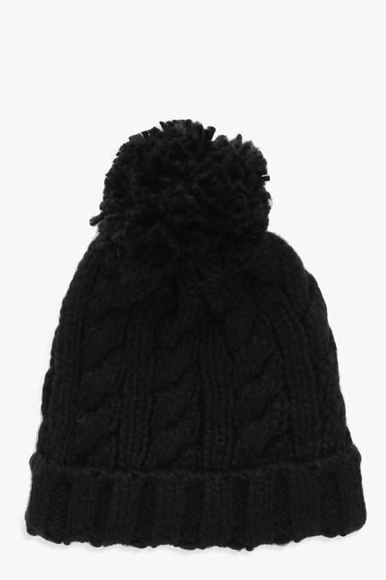 Sophie Chunky Knitted Beanie