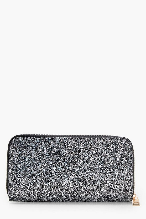 Milly Cosmic Shimmer Zip Around Purse