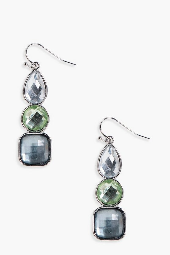 Scarlett Stone Drop Earrings