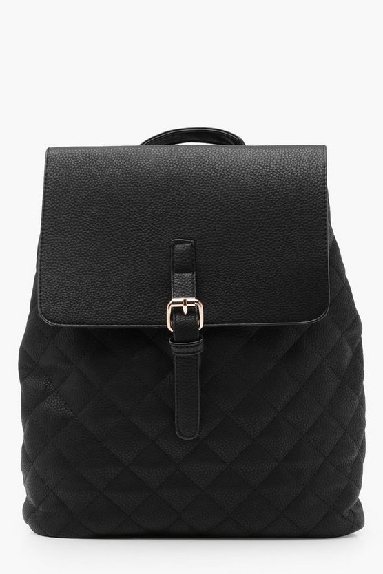 Jessica Quilted Rucksack