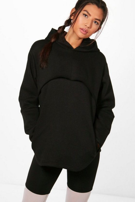 Mila Fit Athleisure Oversized Hoodie