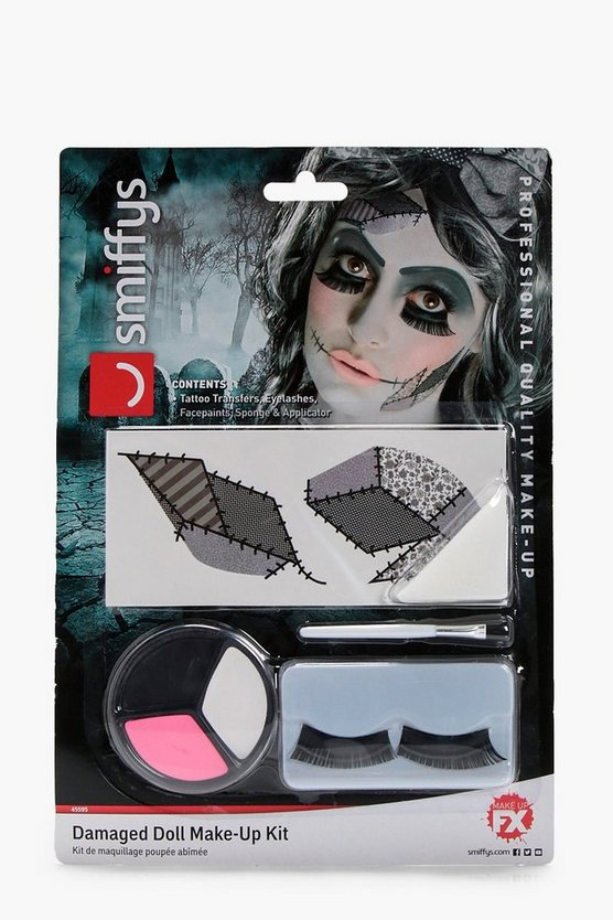 Damaged Doll Make Up Set