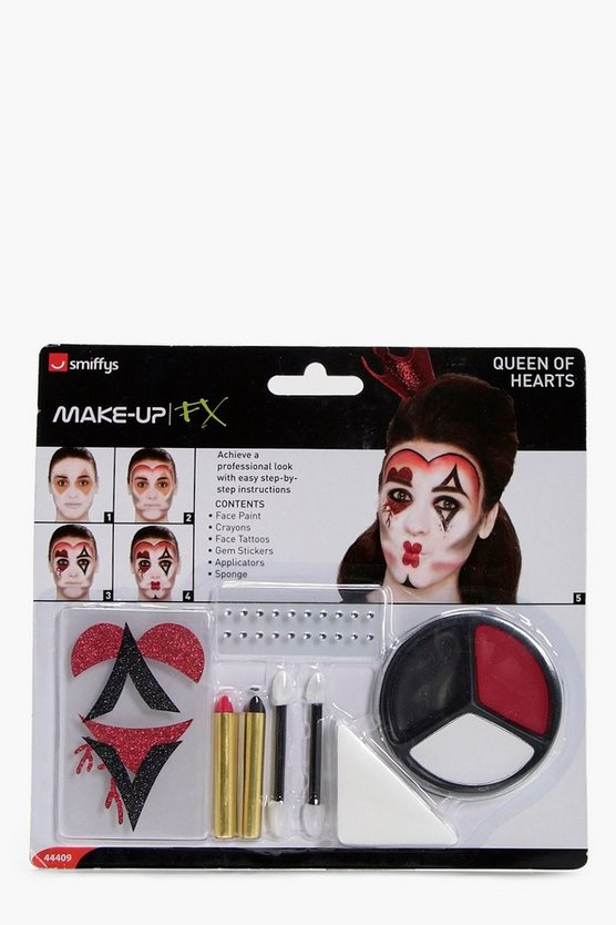 Queen of Hearts Make Up Set