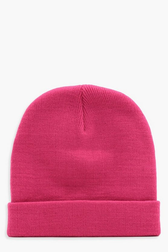 Lily Turn Up Boyfriend Beanie