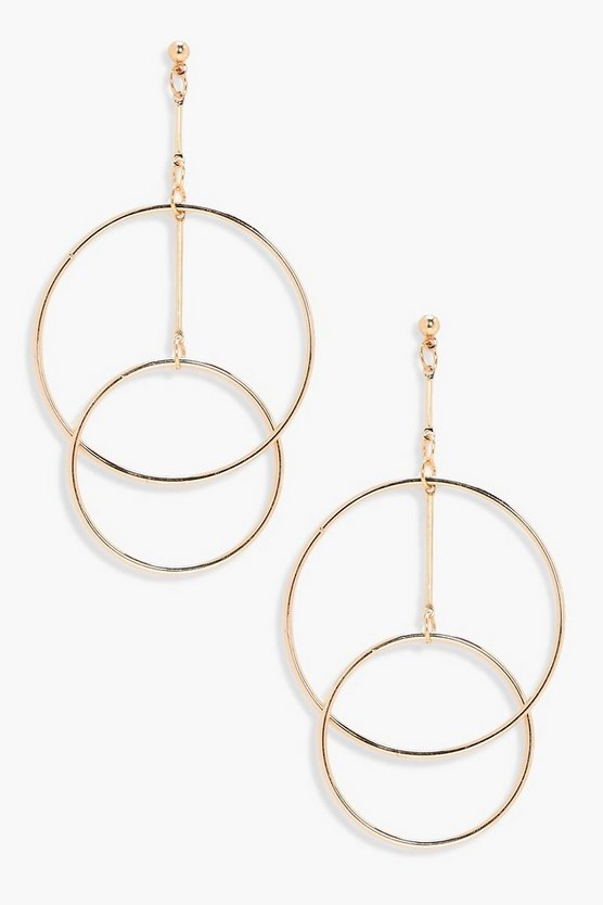 Layla Layered Hoop Earrings