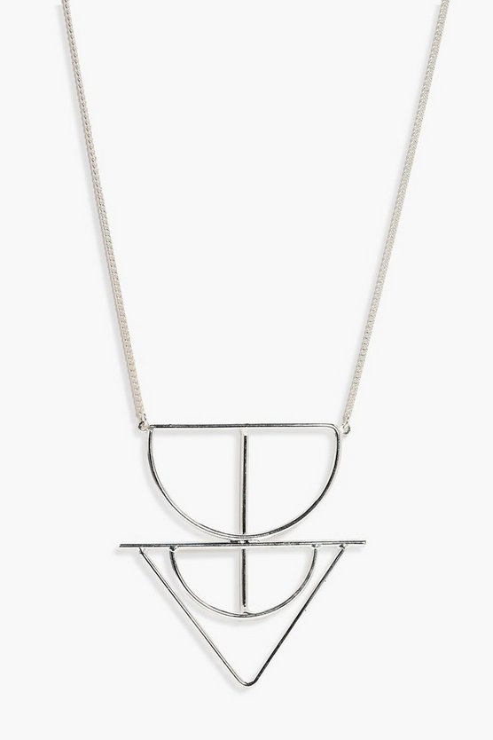 Sally Geo Pendant Necklace