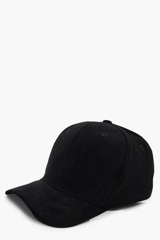 Molly Suedette Baseball Cap