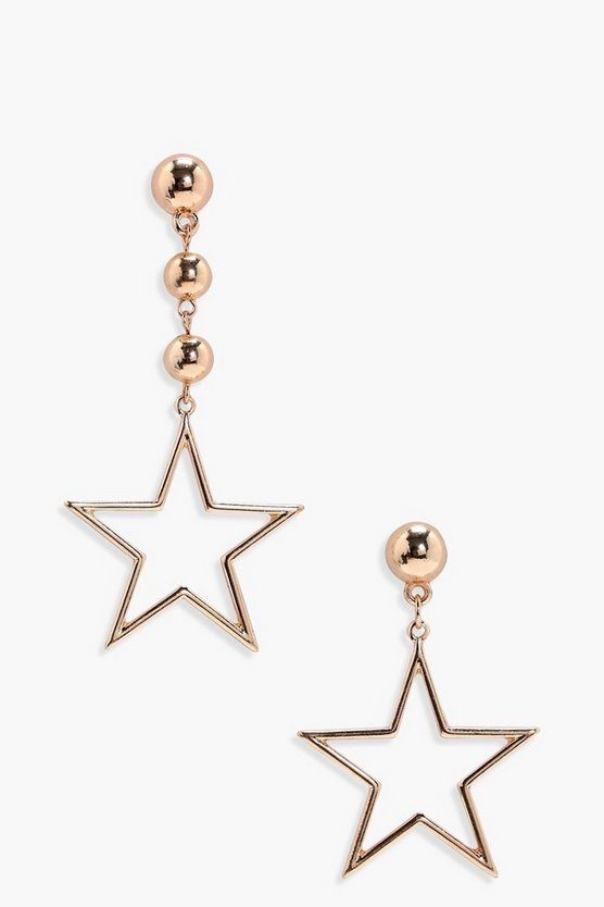 Lana Altered Drop Star Earrings