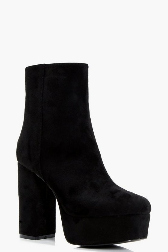 Isla Extreme Platform Ankle Boot