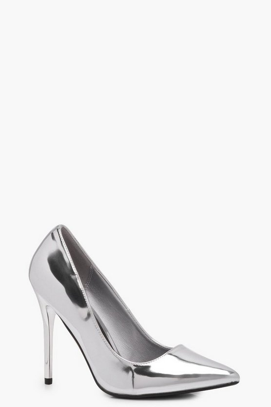 Ava Pointed Stiletto Court