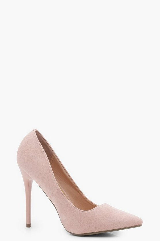 Grace Pointed Stiletto Court