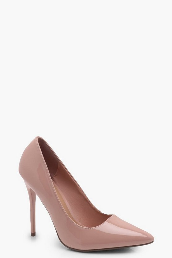 Sophie Pointed Stiletto Court