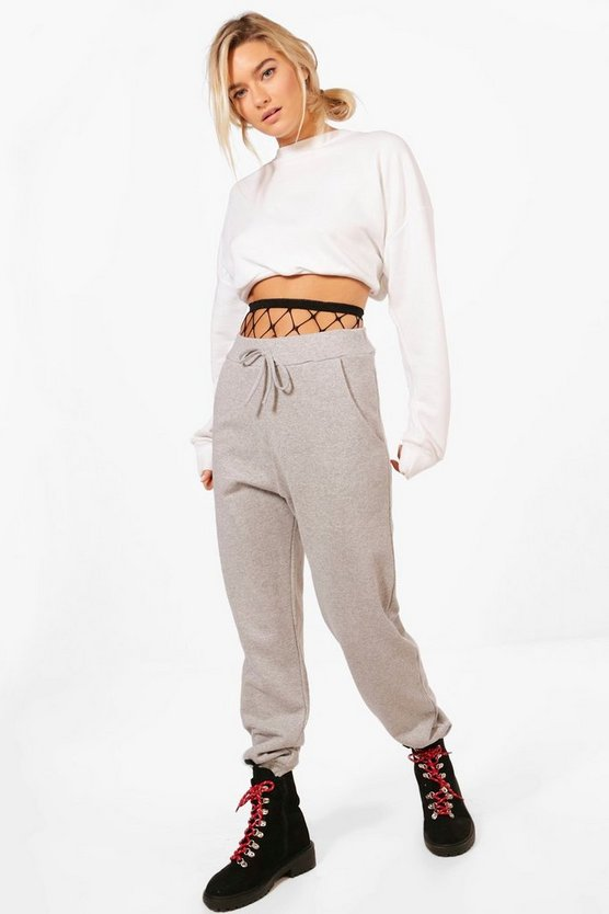 Laura Basic Loopback Sweat Joggers