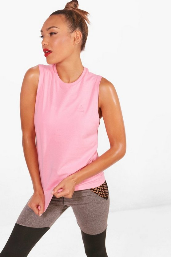 Rachel Fit Sleeveless T-Shirt