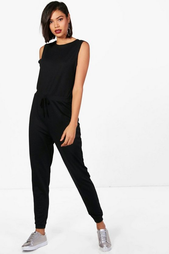 Lara Fit Athleisure Jumpsuit